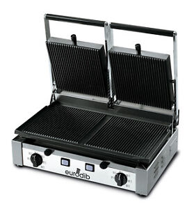 Eurodib PDR 3000 Commerical Panini Grill