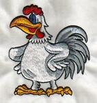 Outback Embroidery
