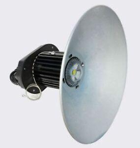 LED High Bay Light Fixture 110W, 200w cUL DLC integration COB $