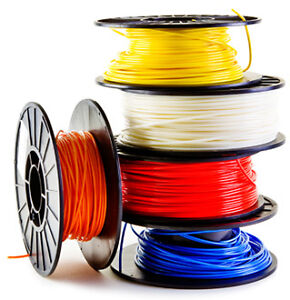 WE STOCK ALL TYPE OF FILAMENT FOR 3D PRINTER  ABS, PVA,PLA, HIPS