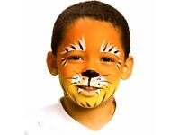 Face Painter based in Leicester