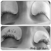 Get some Eyelash Extensions for your Vacation! Special $85