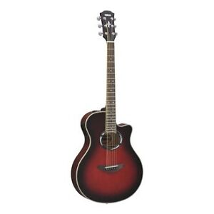 Yamaha APX500III Acoustic-Electric Guitar, Dusk Sun Red