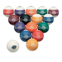 HARLEY-DAVIDSON® Bar & Shield/Flames Billiard Ball Set