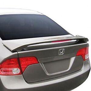 Aileron arrière Honda Civic 2001 à 2005 neuf rearspoiler
