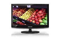 Samsung 20-inch LCD Monitor/TV with Freeview