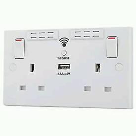 Wifi Range Extender Socket