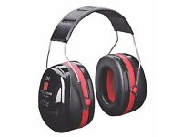 3M Peltor Optime 3 Head Band Ear Defenders