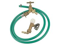 Outside Garden Taps - Brand New - Easy Fitted Plumbing For Plumbers Fitters or DIY