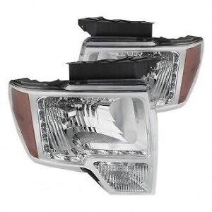 F150 headlight