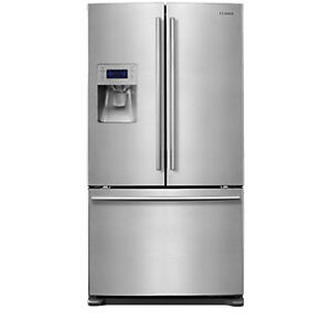 Stainless Steel Samsung French Door Fridge RF267AARS