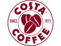 COSTA COFFEE TEAM LEADER