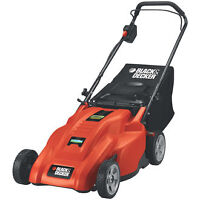"""BLACK AND DECKER CORDLESS 18"""" 36V BATTERY RECHARGEABLE MOWER"""