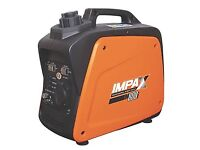 700w petrol generator - low noise inverter - Suitcase - Not Honda