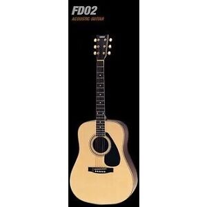 Yamaha FD02 model acoustic guitar brand new cond!!!