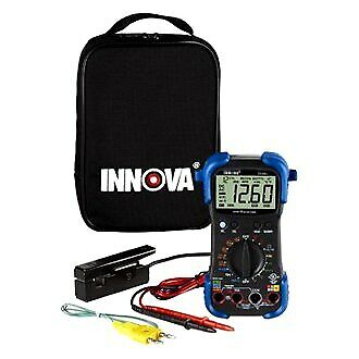 Automotive Digital Multimeter Acdc Current Dwell Angle Rpm Duty Cycle