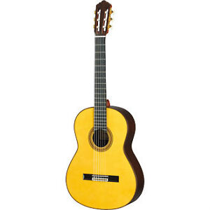 Yamaha GC42S Classical Guitar only 1 in Canada Handmade