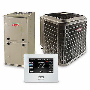 New Home Furnace Air Conditioner Sale
