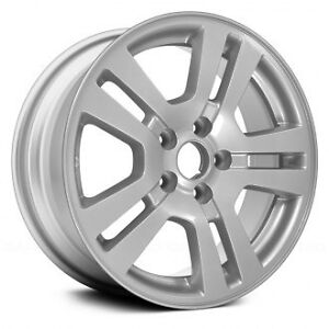 Ford Edge factory aluminum wheels