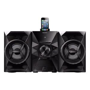 LNIB Sony 120-Watt Sound System