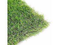 Artificial grass 4 meters x 1 meters 38mm Pile height