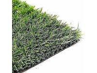 Artificial grass 4 meters x 5 meters 35mm Pile height