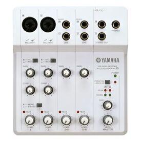 Yamaha USB Audio Interface Audiogram 6