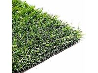 artificial grass 4 meters x 4 meters. best price in Scotland for 35mm Pile height