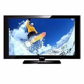 50 INCH SAMSUNG PLASMA TV PS50A476 FULL WORKING ORDER NO STAND
