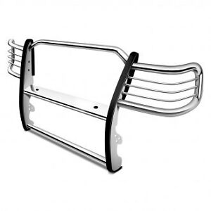 Push bar grill guard silverado