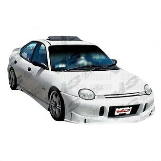 1996 Dodge Neon Body Kit (1995-1999 Dodge Neon  Buddy Front Bumper Cover - 1 Piece Body)