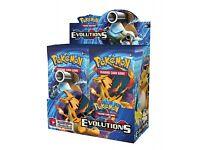 Pokemon Booster Box
