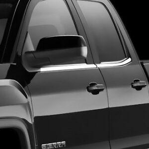 2014 Silverado double cab window sill trim