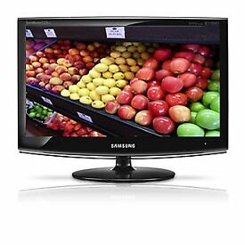 """Samsung SyncMaster 19""""HD Ready Freeview TV"""