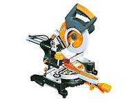 mitre saw and table