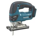 Mikita Cordless jig saw and battery no charger