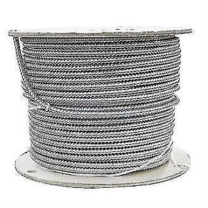 BX armoured electrical cable 14/2, 75-m spool, Brand New