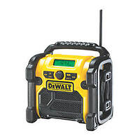 LOST DEWALT RADIO WITH BATTERY AT CARTERS BEACH