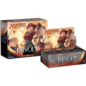 MTG Magic The Gathering Aether Revolt Now Available @ Breakaway