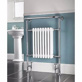 Traditional bathroom radiator