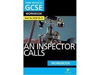 An Inspector Calls: York Notes for GCSE Workbook