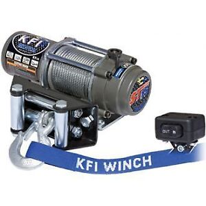 KFI Products A2500 or 3000lb ATV Series Winches