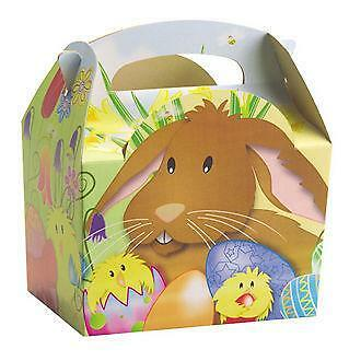 Easter gift basket ebay easter gift boxes negle Image collections
