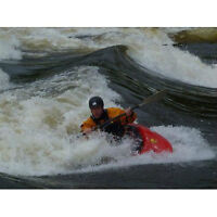 Whitewater Kayaking Weekend Course
