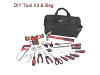 DIY tool kit & bag
