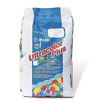 White Grout - Mapei - Five x 5kg bags