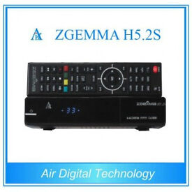 NEW MODEL : 2017 Zgemma H5-2S with 24 months gift,, Iptv,Tsmedia, Auto update