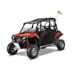 ENSEMBLE DE PORTE POLARIS RZR 4