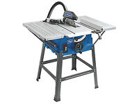 Scheppach HS100S 250mm Table Saw 230V 2000w Power tool
