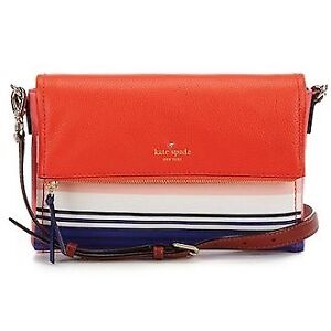New authentic kate spade crossbody/clutch bag